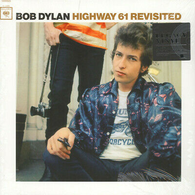 Bob Dylan - Highway 61 Revisited Lp Vinile Reissue Nuovo Sigillato