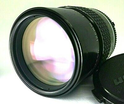Nikon Nikkor Ai-s 135mm F2.8 MF Manual Focus Fixed/Prime Lens from Japan