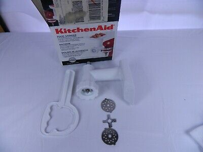 KitchenAid FGA Food Meat Grinder For Stand Mixer Attachment