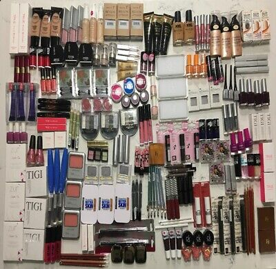 30 MIXED COSMETICS BRANDED MAKE UP PARTY BAG WHOLESALE BUNDLE free delivery uk