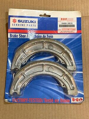 Suzuki Genuine Brake Shoe, P/N 64400-38810