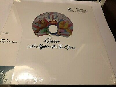 Queen A Night At The Opera Vinyl Me Please Multi Coloured Lp Sealed Mint