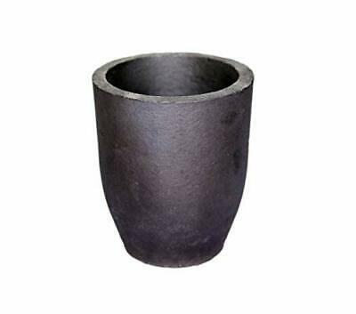 #8 Clay Graphite Crucible Foundry Cup Furnace Torch Melting Casting Refining Gol
