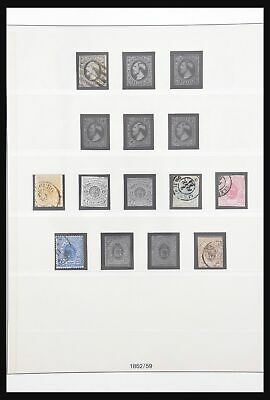 Lot 30993 Collection stamps of Luxembourg 1852-2014.