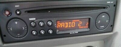 Refurbed Decoded Subaru Impreza Aux CD Radio Player 86201 FG320 Warranty