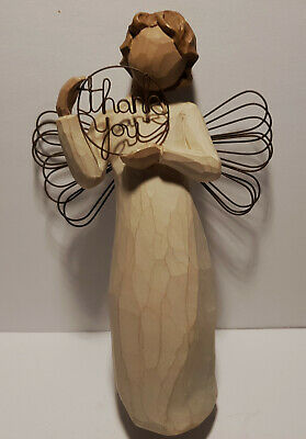 WILLOW TREE FIGURE ~ ( Just for You ) Thank You 2005. unboxed