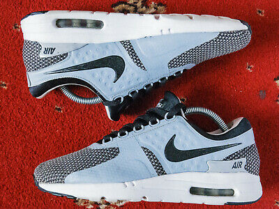 Nike Air Max Zero Essential Trainers UK 7 Mens Shoes Sneakers Wolf Grey Black
