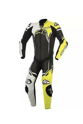 Alpinestars GP Plus V2 Leather Track Motorcycle Racing Suit Mens All Size Colors