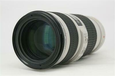 Canon EF 70-200mm f4 L IS USM Lens in Very Good Condition