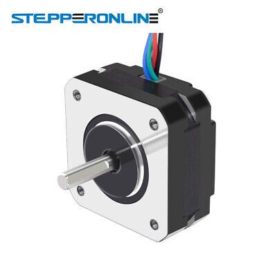 Short Body Nema 17 Stepper Motor(Schrittmotor) 13Ncm 1A 20mm 4-wire 17HS08-1004S