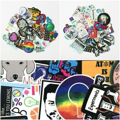 Dexter/'s Lab Cartoon Decal Stickers Assorted Lot of 39 Pieces