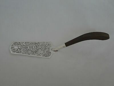 Vintage Taxco Mexico Sterling Silver Cake / Pastry Server