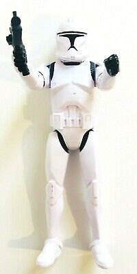 Star Wars Stormtrooper Action Figure 2012 Hasbro 11.5 inch Tall Figurine