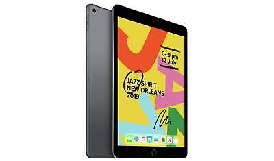 iPad 2019 7th Generation 10.2in Wi-Fi 128GB Space Grey Brand New Boxed Sealed UK