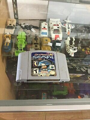 Jet Force Gemini (Nintendo 64, N64) Authentic Game Cartridge Only Free Shipping