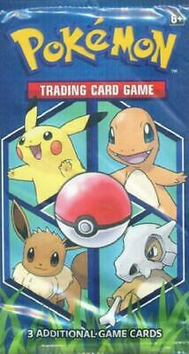 1x Pokemon General Mills Promo 2019 MINT Sealed 3 Card Boosters One Pack 1X