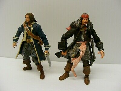 4in. Jack Sparrow PIRATES  OF THE CARRIBEAN Action Figures, disney