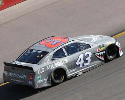 Darrell Wallace Jr 2019 Us Air Force Chevy Phoenix Fall 8X10 Glossy Photo #E4