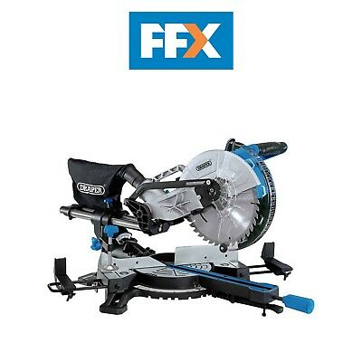Draper 90170 255mm Sliding Compound Mitre Saw