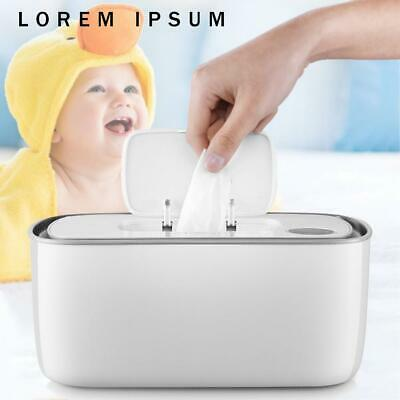 Baby Wipe Warmer and Baby Wet Wipes Dispenser Constant Temperature Heating Box