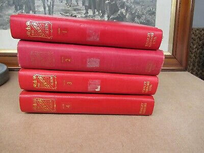 World stamp collection in 4 large Senator albums 1000s of stamps