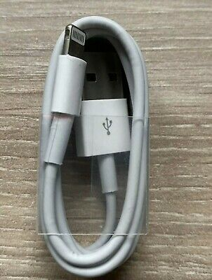 CHARGEUR IPHONE 5/6/7/8/+/Plus/Xr/X/S/USB CABLE  1M