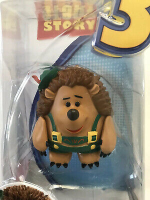 Toy Story 3 Mr. Pricklepants Figure 2009 Mattel Disney Pixar