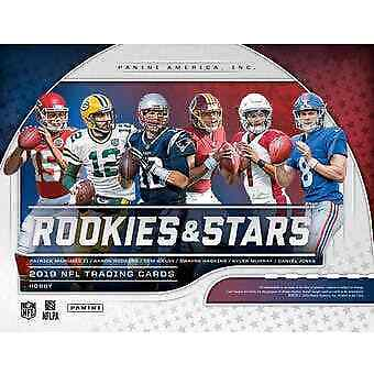 2019 Panini Rookies & Stars Base + Inserts Choose/Pick Your Cards Free Shipping!