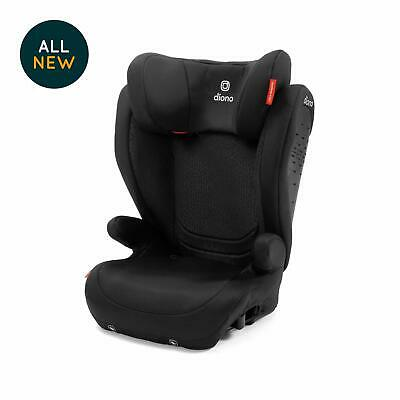 Diono Monterey 4DXT LATCH Booster Car Seat in Black Free Shipping!
