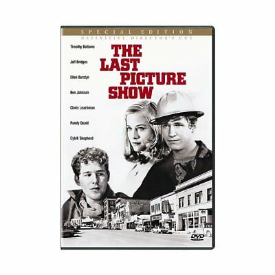 The Last Picture Show (Definitive Director's Cut Special Edition), New DVDs