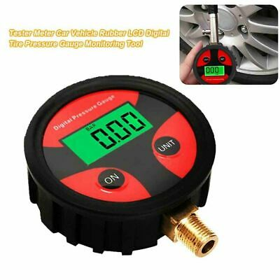 LCD 200PSI,Digital Tyre Tire Air Pressure Gauge Meter For Car/Truck/Motorcycle