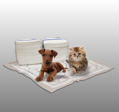 Extra Large 60X60CM Large Puppy Training Pads Toilet Pee Wee Mats Pet Dog Cat