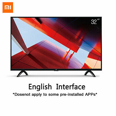 Xiaomi Mi TV 4A 32'' inch 720P HD Android Smart TV Television [Europe Stock]