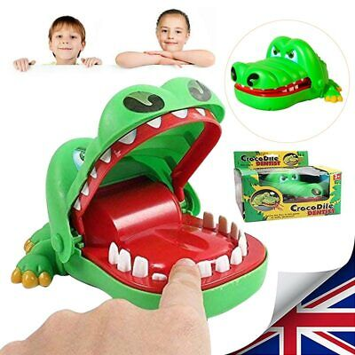 For Crocodile Dentist Game Shark Attack Snapping Game 2019 Version Excitement