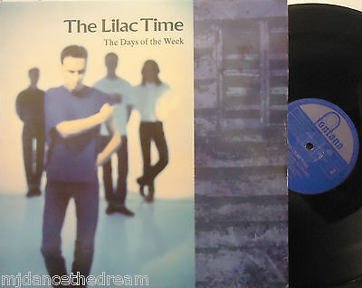 """THE LILAC TIME ~ The Days Of The Week ~ 12"""" Single PS"""