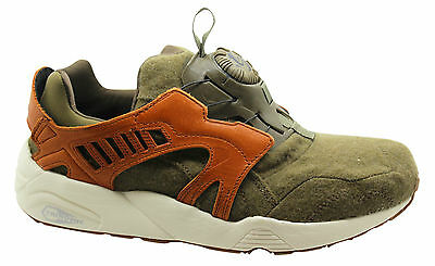 PUMA TRINOMIC DISQUE Blaze Updated Coeur Baskets Hommes Slip