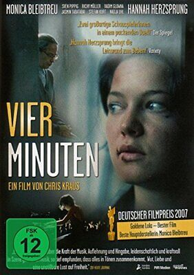 Four Minutes ( Vier Minuten ) [DVD] [2006] - DVD  TOVG The Cheap Fast Free Post