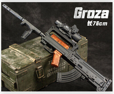 Luochen GROZA Gel blaster Brisbane stock Possible the worlds ugliest