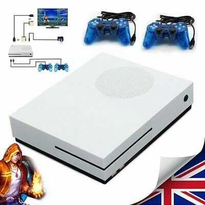 32 bit 4GB Games Console HD-HDMI TV Game Console 600 Games 2 Controller Built-in