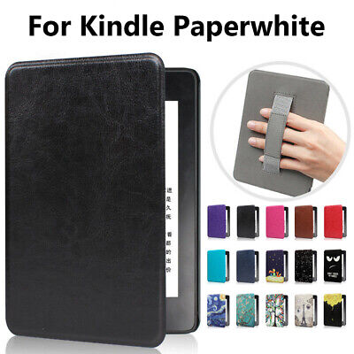 Smart Magnetic Case Cover Hand Holder For Kindle Paperwhite 1/2/3/4 10th Gen2018