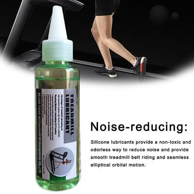 Treadmill Belt Lubricant Running Machine Lubricating Silicone Oil Lube 60ML