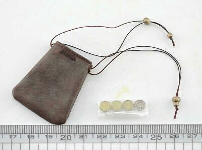 Threezero 1/6 Scale Game of Thrones Arya Stark Figure - Coin pouch with coins