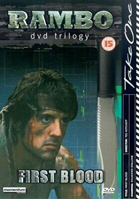 Rambo: First Blood [DVD] By Sylvester Stallone,Brian Dennehy,Andrew G. Vajna,.