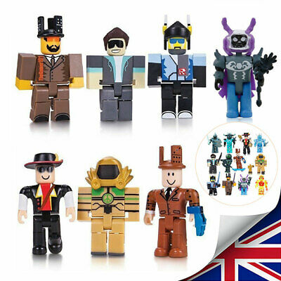 For Roblox Figure 12X/Set PVC Game Roblox Toy Mini Kid Gift Birthday Plastic HOT