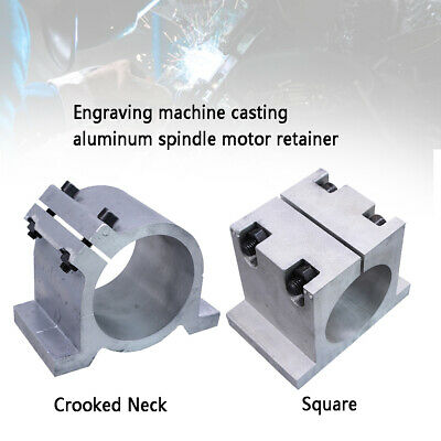 Spindle Motor Mount Bracket Clamp Holder Fixture Engraving Machine Tool New 80mm