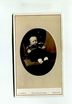 CDV  by Caire Young Girl