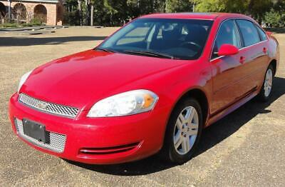 2013 Chevrolet Impala LT Moonroof DUAL ZONE CLIMATE Moonroof ALLOY WHEELS Floor Shift REAR SPOILER Loaded Up