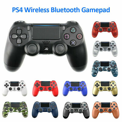 PS4 PlayStation DualShock 4 Wireless Controller Gamepad (V2) - Multiple Colors