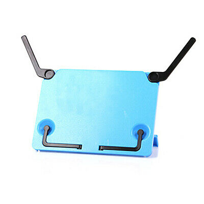 Portable Folding Tabletop Music Rack Book Reading Sheet Piano Stand Holder E0R7