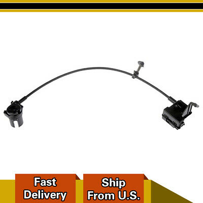 Trunk Lid Release Cable Dorman 912-702 fits 12-17 Toyota Camry